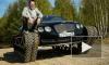 """Петербургский блогер потратил 6 миллионов рублей на превращение своего Bentley в """"ультратанк"""""""