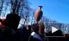 Масленица в Петербурге: чучело от кутюр и платный Летний сад