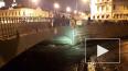 В Петербурге спасатели самоотверженно доставали кота ...