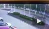 Видеокадры: клиент автосалона Porsche взяв машину на тест-драйв попал в ДТП в Ростове