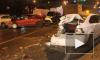В Москве самосвал протаранил на светофоре 9 автомобилей