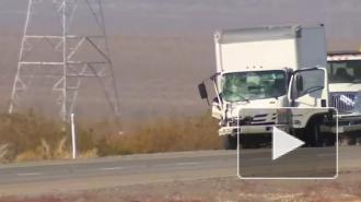 В Неваде пять велосипедистов погибли при наезде автофургона