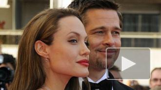 В Америке не признан брак Анджелины Джоли и Брэда Питта