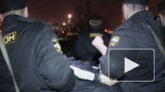 В Петербурге офицеру СОБРа грозить 10 лет колонии за избиение троих полицейских
