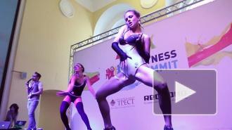 Девчонки Go-Go отожгли на Fitness Summit 2013