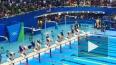 Фанаты сняли на видео очередной чемпионский заплыв ...