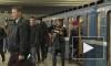 """Из-за задымления на станции """"Девяткино"""" пассажиры не могли попасть на работу"""