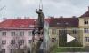 В Праге демонтировали памятник маршалу Коневу