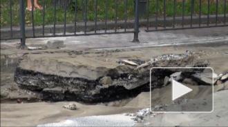 На Рабфаковской улице в яме с кипятком обварился шестилетний малыш