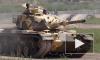 Турецкие танки ударили по сирийской армии вместе с террористами