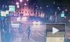 Погоня за свадебным кортежем после стрельбы попала на видео