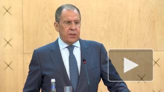 Лавров: США хотят сузить повестку дня переговоров с Россией по стратегической стабильности