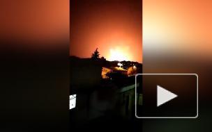 В Сирии уничтожили несколько ракет, выпущенные Израилем
