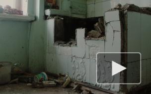 Особняк Челищева погибает в пяти минутах ходьбы от Законодательного Собрания