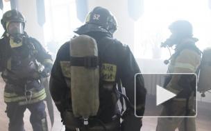 Видео: На территории Выборга прошли пожарно-технические учения