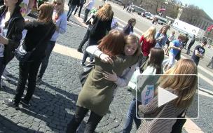 Free hugs - Обниму даром!