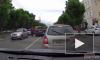 Странный и агрессивный водитель из Пензы попал на видео