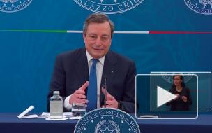 """Премьер-министр Италии прокомментировал возможность закупок """"Спутника V"""