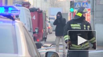 Мать привела ребенка в кафе в подмосковном Раменском, малыш погиб во время пожара
