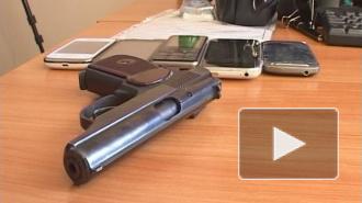 Полицейским Петербурга пришлось стрелять при задержании