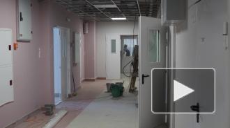 В Красносельском районе Петербурга продолжается строительство социальных объектов