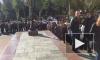 Появилось видео огромной очереди на церемонии прощания с Моторолой