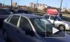 Неизвестный побил стекла десятку машин на пересечении Димитрова и Белградской