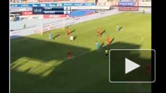 """1:1. Первый тайм товарищеской игры """"Зенит-Бавария"""" продолжается"""