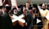 Крест апостола Андрея доставили в Петербург