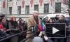 """Видео: на Моховой открыли памятник """"Собачьему сердцу"""""""