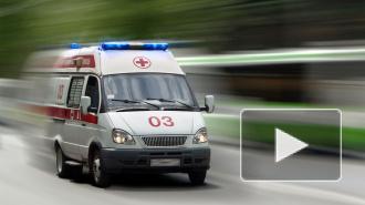В Металлострое по недосмотру родителей из окна выпала 2-летняя девочка