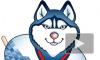 Официальным символом чемпионата мира по хоккею 2016 стала лайка