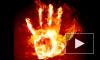 Олимпийский факел поджег в Абакане известного спортсмена