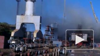 В Приморье горит атомная подлодка, реактор заглушен, экипаж эвакуирован