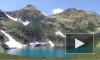 Из-за погоды МЧС пока не удается транспортировать петербургскую альпинистку