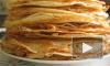Простые рецепты блинов на молоке и кефире с дырочками на Масленицу с фото