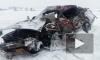 Удмуртия: жуткая авария в Глазовском районе унесла жизни девушки и парня(фото)