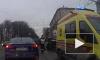 ДТП на перекрестке Кузнецовской и Гагарина: машины всмятку, есть пострадавшие