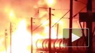 Пожар в Кирове: на сутки задержаны петербургские поезда, МЧС устраняет последствия ЧП