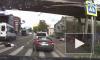 Жуткое видео из Смоленска: Маршрутка сбила девушку на переходе