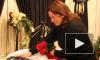 Александра Житинского похоронили на кладбище в Комарово