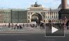 Уникальные виды спорта на Дворцовой площади