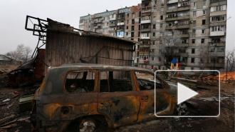 В Горловке снаряд попал в остановку, двое погибло, 16 ранено