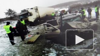 Команда российских кикбоксеров погибла в ДТП с фурой