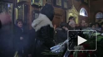 В церкви Серафима Саровского простились со знаменитым сценаристом Владимиром Вардунасом