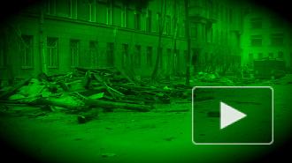 Коммунальный демон ужасает жителей Греческого проспекта