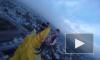 Дерзкий руфер из Петербурга снял видео на звезде сталинской высотки