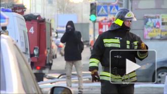 """Выясняются причины ДТП, в котором сгорела """"Нива"""" на Пироговской набережной"""