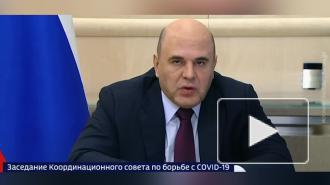 Мишустин поручил разработать допмеры по защите россиян от COVID-19