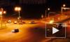 В Приморском районе ночью джип столкнулся с мотоциклом